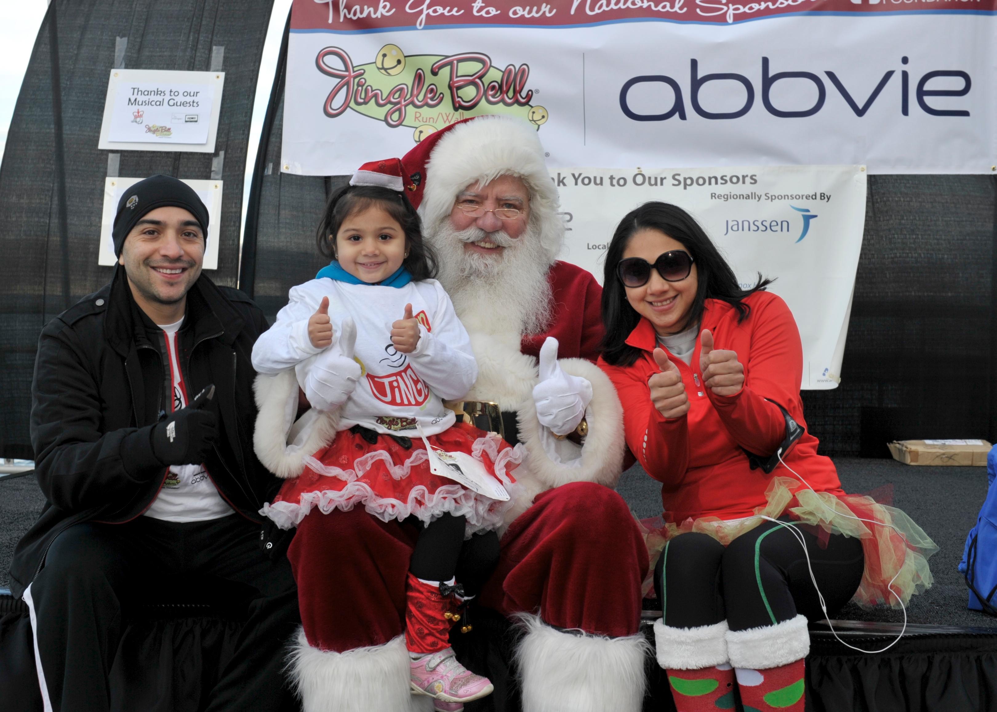 santa with Paula 13918